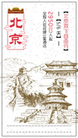 北京旅游宣传海报