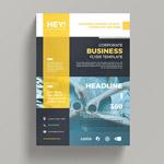 企业商务传单