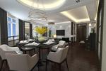 公寓客厅模型