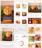 水果生鲜APP模板