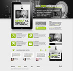 NewAp网页模板