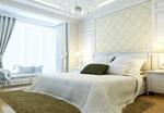 欧式整体卧室模型
