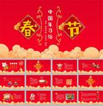 春节习俗PPT