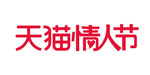 天猫情人节logo