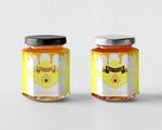 蜂蜜罐模型样机