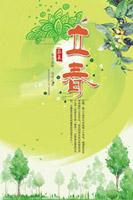 立春节气海报