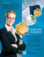 财务分析宣传单