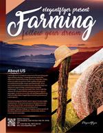 农场宣传单