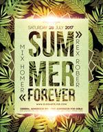 夏季永远海报