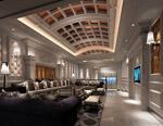 欧式豪宅客厅型