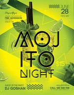 莫吉托之夜海报