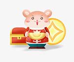 鼠年卡通鼠形象5
