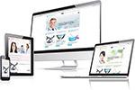医疗中心网页模板