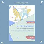 K-POP音乐海报