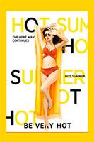 夏季比基尼美女海报