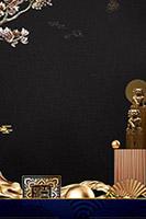 中国风古典中式背景