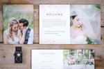 婚礼杂志模板