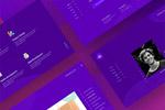 工作室网站模板