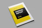年度报告画册