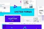创意现代WEB模板
