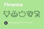 64个财务图标