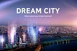 梦想之城地产海报