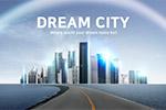 梦想之城地产海报5