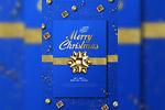 圣诞节礼结海报