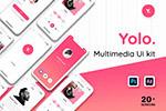 多媒体主题App
