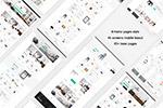 网上商店WEB模板