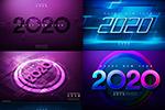 2020新年字体