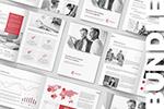 营销企划画册