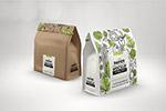食品包装纸袋样机