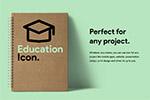 教育系列图标