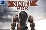 HDR专业PS动作