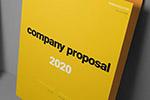 企业提案模板