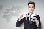 理财金融商务海报
