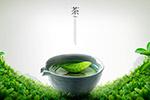 创意茶文化海报3