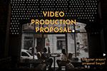 视频制作方案PPT
