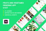 食品订购app模板