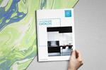 现代室内画册模板