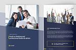 金融集团企业画册