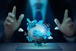 创意5G行业海报