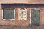 威尼斯风情海报样机