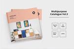家居产品目录画册