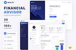 金融网UI套件