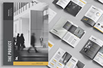 企业项目介绍画册