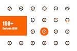 卡通风格UI图标