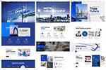 商务房地产网页模板