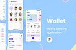 手机银行钱包App